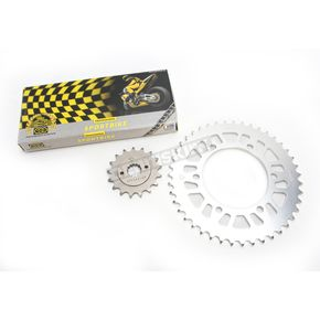 Regina 520ZRP Z-Ring Chain and Sprocket Kit - 5ZRP/116KSU031