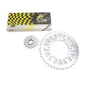 Regina 520ZRP Z-Ring Chain and Sprocket Kit - 5ZRP/114KYA024