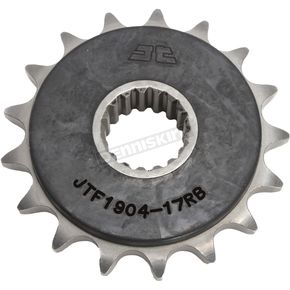 JT Sprockets Front Rubber Cushioned Sprocket - JTF1904.17RB