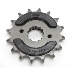 JT Sprockets Front Rubber Cushioned Sprocket - JTF513.16RB