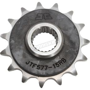 JT Sprockets Front Rubber Cushioned Sprocket - JTF577.15RB