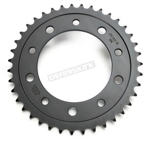 JT Sprockets Induction Hardened Black Zinc Finished 520 39 Tooth Rear Sprocket - JTR1303.39ZB