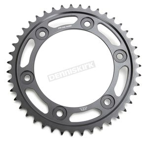 JT Sprockets Induction Hardened Black Zinc Finished 543 Tooth Rear Sprocket - JTR1306.43ZB