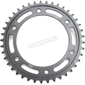JT Sprockets Induction Hardened Black Zinc Finished 525 41 Tooth Rear Sprocket - JTR1307.41ZB