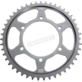 JT Sprockets Induction Hardened Black Zinc Finished 47 Tooth Rear Sprocket - JTR1479.47ZB