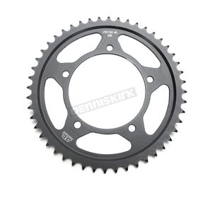 JT Sprockets Induction Hardened Black Zinc Finished 525 48 Tooth Rear Sprocket - JTR1792.48ZB