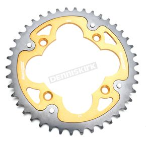 Gold Stealth Rear Sprocket - RST-1350-42-GLD