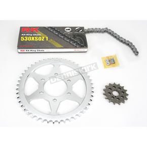 RK 530XSO Chain and Sprocket Kit - 3116-901W