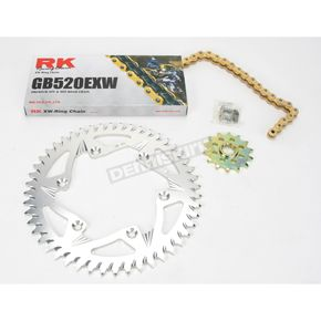 RK GB520XSO Chain and Sprocket Kit - 3045-008ZG