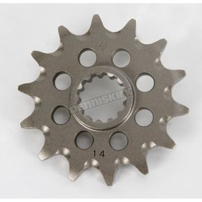 JT Sprockets 14 Tooth Lightweight Front Sprocket - JTF432.14SC