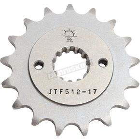 JT Sprockets 520 17 Tooth Sprocket - JTF512.17