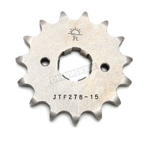 JT Sprockets Front Chromoly Steel Alloy 530 15 Tooth Sprocket - JTF278.15