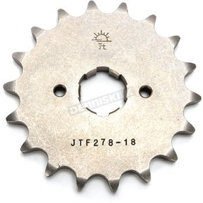 JT Sprockets Front Chromoly Steel Alloy 530 18 Tooth Sprocket - JTF278.18