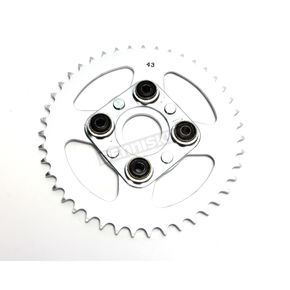 Parts Unlimited Sprocket - K22-3504E
