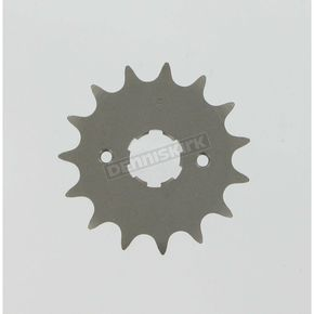 Parts Unlimited 15 Tooth Sprocket - K22-2556
