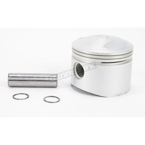 Drag Specialties Low Compression Piston - 3.498 in. Bore/7.2:1 Ratio - DS-750730