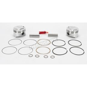 KB Performance Piston Kit - 3.755 in. Bore - KB343.005