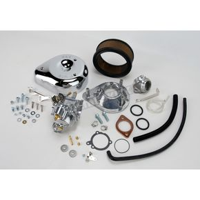 S&S Cycle 1 7/8 in. Super E Carb Kit for O-Ring Style Intake - 11-0402