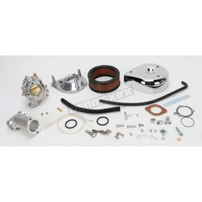 S&S Cycle 1 7/8 in. Super E Carb Kit for O-Ring Style Intake - 11-0401