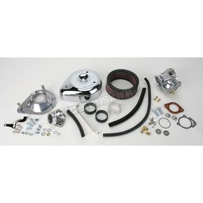 S&S 1 7/8 in. Super E Carb Kit for Band Style Intake and VOES Unit - 11-0406