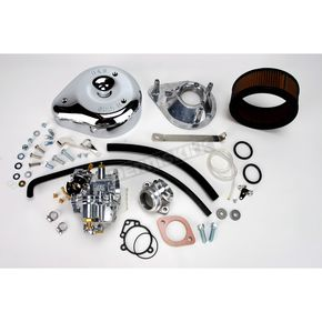 S&S Cycle 1 7/8 in. Super E Carb Kit for O-Ring Style Intake - 11-0404