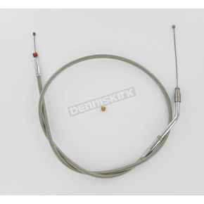 Barnett 30 in. Stainless Steel Throttle Cable - 102-30-30019