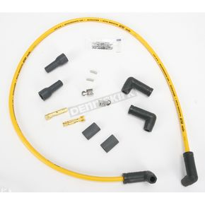 Accel Single Plug Wire Set with 90 Degree Ends - 173083