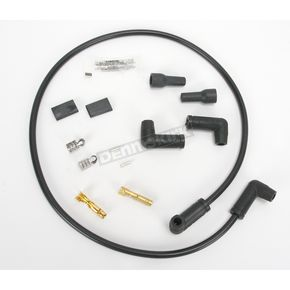 Accel Single Plug Wire Set with 90 Degree Ends - 173083K