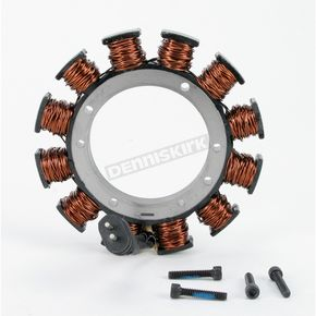 Uncoated 2-Wire Alternator Stator - DS-195097