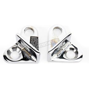 Burly Brand Chrome Low Cruiser Rear Lowering Kit - B28-275CH