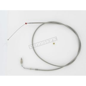 Barnett Stainless Steel Throttle Cable - 102-30-30009-06