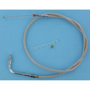 Barnett 35 in. Stainless Steel Idle Cable - 102-30-40002