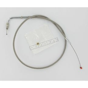 Barnett Stainless Steel Throttle Cable - 102-30-30010