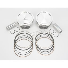 Wiseco High-Performance Forged Piston Kit - 3.880 in. Bore/9:1 Ratio - K2752