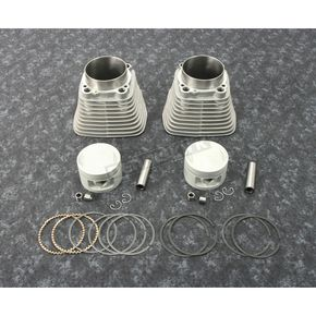 Replica Silver 1200cc Cylinder and Piston Kit - 11-2609