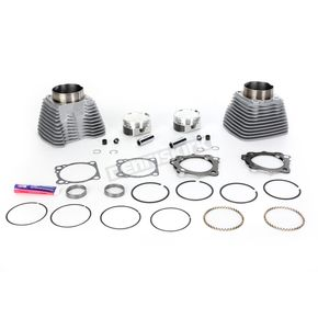 Silver XL 883 to 1200 Conversion Kit - 910-0301