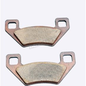 High Friction HH+ Sintered Metal Brake Pads - SDP512SNX