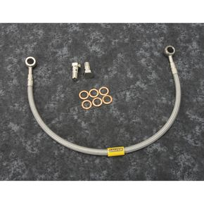 Stainless Steel Rear Brake Line - FK003D11R