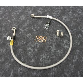Stainless Steel Rear Brake Line - FK003D743R