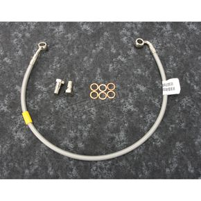 Stainless Steel Rear Brake Line - FK003D811-R