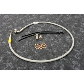 Stainless Steel Rear Brake Line - FK003D871R