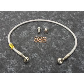 Stainless Steel Rear Brake Line - FK003D90R