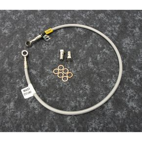 Stainless Steel Front Brake Line Kit - FK003D810-1