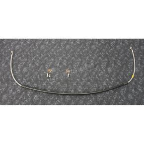 Stainless Steel Front Brake Line Kit - FK003D79-1