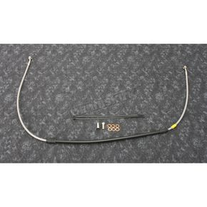 Stainless Steel Front CR Style Brake Line - FK003D126CR