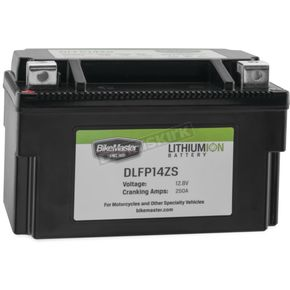 Lithium Ion Battery and Spacer - DLFP-14L-ZS