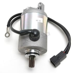Parts Unlimited Starter Motor - SMU0538