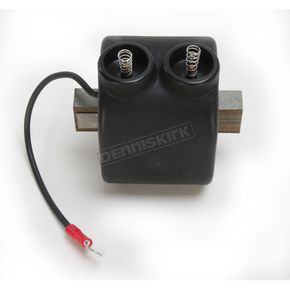 Drag Specialties 12V Black External Ignition Coil - 2103-0366