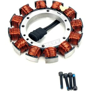 Unmolded Alternator Stator - 17812