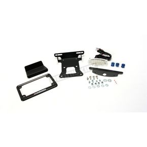 Black Fender Eliminator Kit - 070BG123501